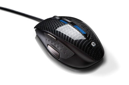 HP Gaming Mice Have 5 Programmable Profiles, 5 Macro Buttons
