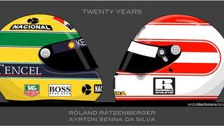 Senna, Ratzenberger, Twenty Years