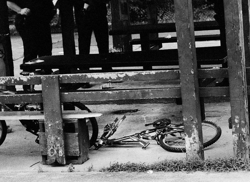 Summer of the Gun: Documenting Baltimore's Gun Violence