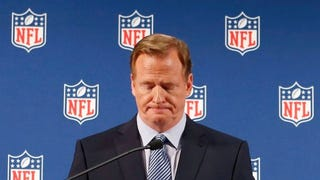 Let's Pick Apart Goodell's Press Conference Transcript