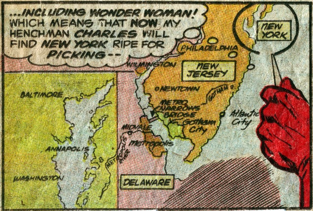 Does New York City Exist In The Dc Universe