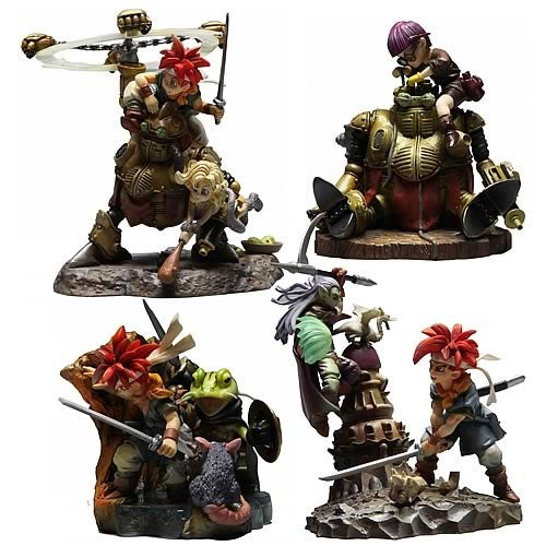 Chrono Trigger Figures From Six Months In The Future