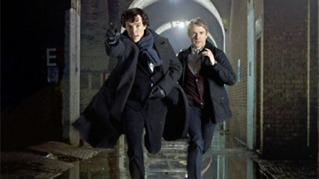 Give us your burning questions for the creative forces behind Sherlock