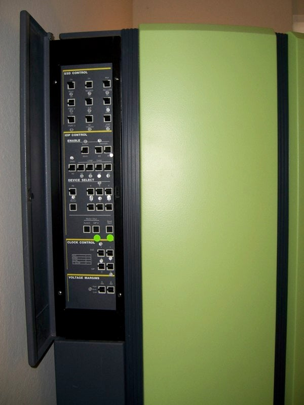 $5 Million Cray Y-MP Supercomputer Is Now Baby Furniture