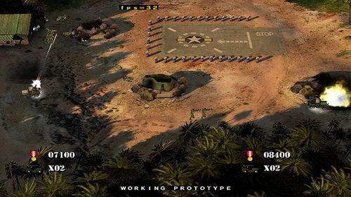 "Is Konami Going To ""ReBirth"" Jackal On Wii?"