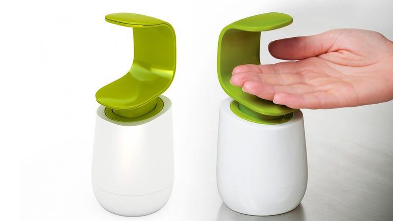 One Little Tweak Makes a Vastly Improved Soap Dispenser