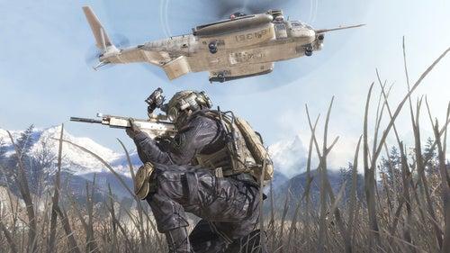 Watch Modern Warfare 2 Gameplay