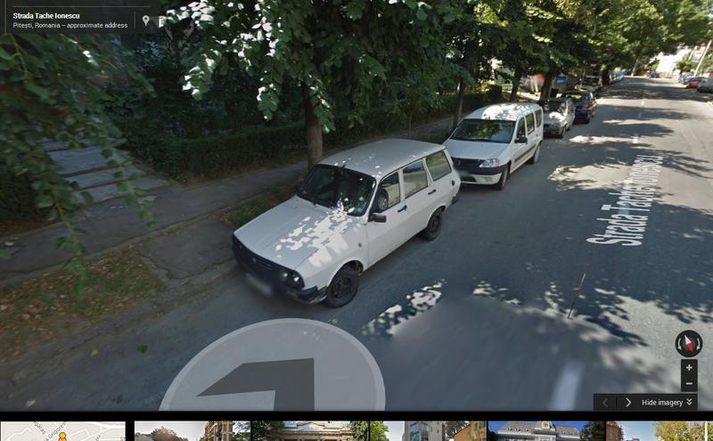 Coolest Car In A Random Ass Town: Pitesti (Romania)