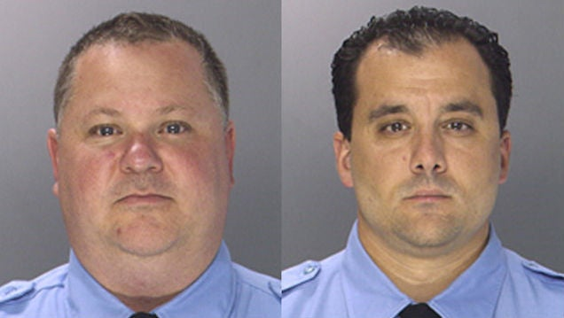 Six Philly Narcotics Cops Charged With Kidnapping, Robbing Suspects