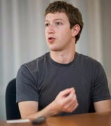 Mark Zuckerberg puts Sheryl Sandberg in her place