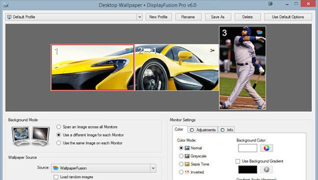 DisplayFusion 6.0 Adds More Improvements to Multi-Monitors in Windows