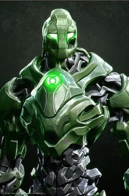 Eye-Popping New Concept Art from Avengers, Green Lantern and X-Men: First Class!