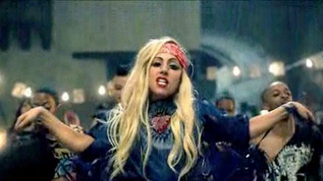 Lady Gaga's 'Judas' Video Hits the Internet