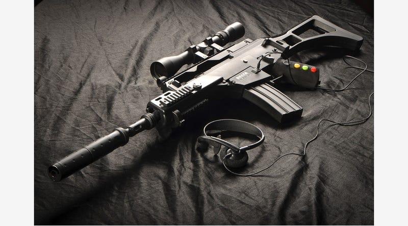 Ultra-Real Assault Rifle Controller Pushes Ahead Despite Uproar