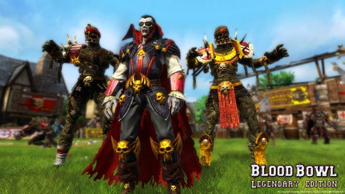 Blood Bowl Goes Legendary With Twelve New Teams