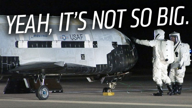 Is The Air Force's Secret Shuttle The Key To Russia-Free ISS Trips?