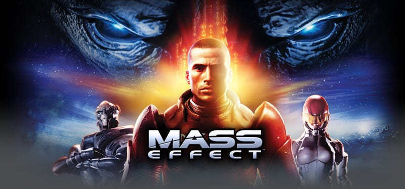 As Video Games Changed, So Too Did Mass Effect