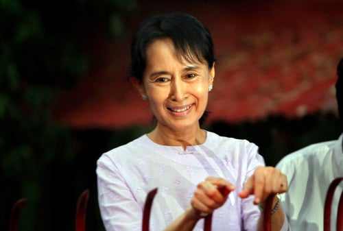 Nobel Peace Prize Laureate Freed in Burma