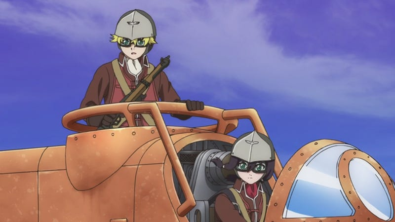 The Five Anime of Winter 2014 You Should Be Watching