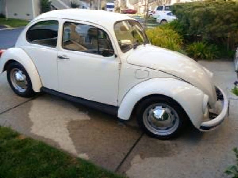 For $5,500, is this VW a Mexican, or a Mexican't?