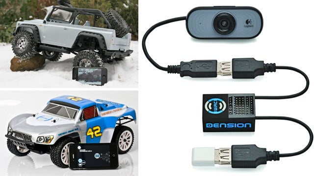 Wi-Fi Controller Lets You Operate Any RC Toy From Your iPhone
