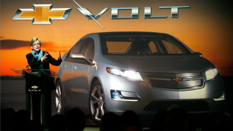 Report: Every Chevy Volt has over $250,000 in government subsidies