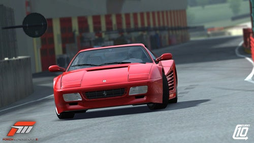 Forza 3: So Many Ferraris