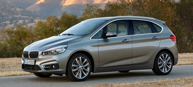 BMW Is ln No Hurry To Sell The 2-Series Active Tourer To Americans
