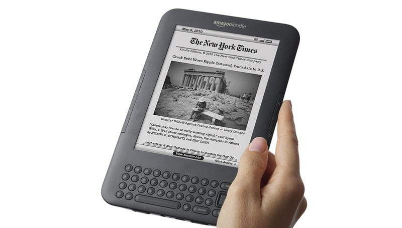 Kindle's Free 3G Connection Hacked For Tethering