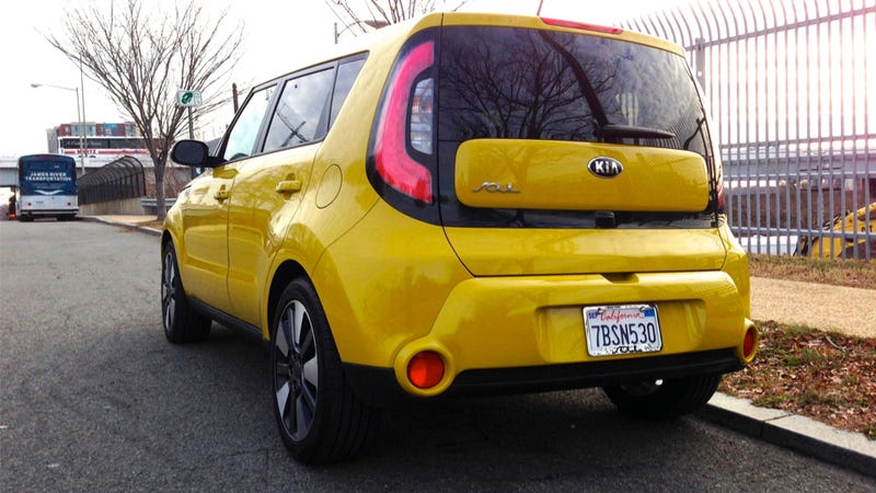 2014 Kia Soul: The Jalopnik Review
