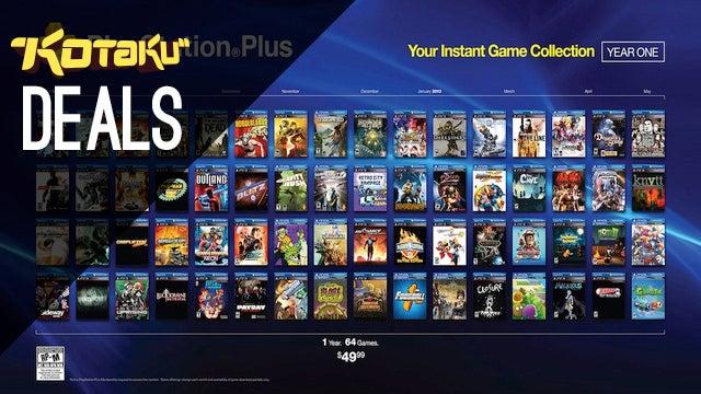 Free Walking Dead #1, B2G1 Free Games, Playstation Plus [Deals]