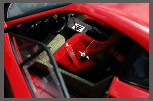 World's Smallest Ferrari Key Fits Tiny Hand-Built Ferrari