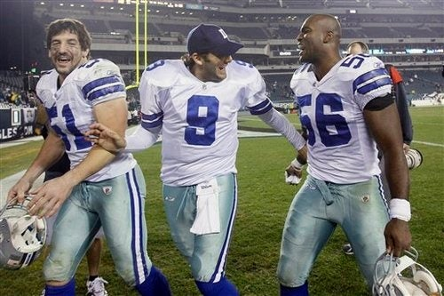 Tony Romo Wins The Weekend
