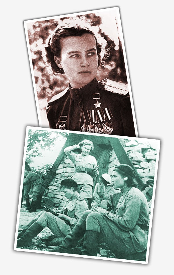 The Incredible Russian Night Witches Of WWII