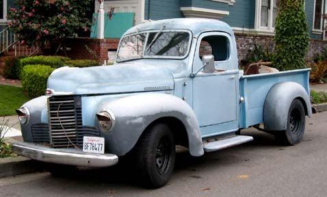 1948 International Harvester KB-2 Pickup Truck