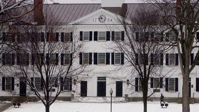 Dartmouth Sororities To Punish Frats That Ignore Assault