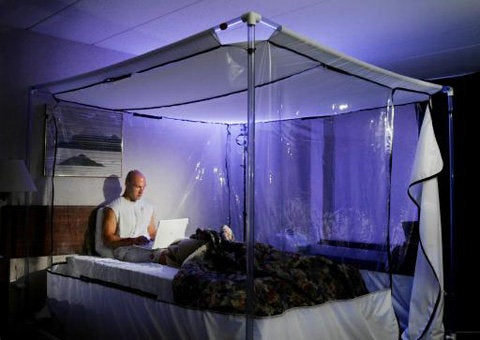 Soccer Stars Sleeping In Altitude Tents To Prep For World Cup