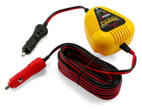 Jump Start Your Car Easily...Too Easily