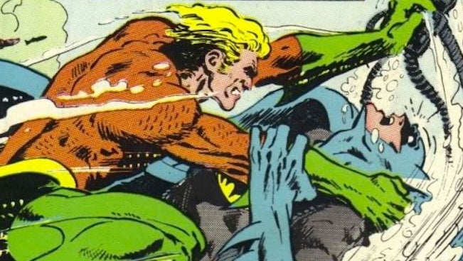 A Defense of Aquaman—From the Voice of Aquaman