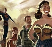 No KKK In Cartoon Version Of Justice League Comic