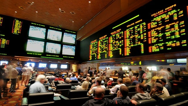 New Jersey Wants To Legalize Sports Betting. The NCAA, MLB, NFL, NBA And NHL Want To Stop Them.
