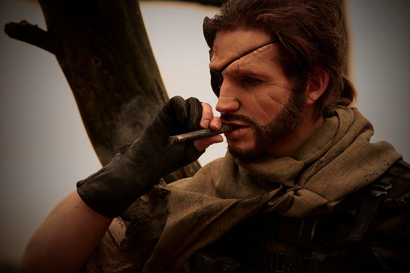 The King Of Metal Gear Cosplay Returns