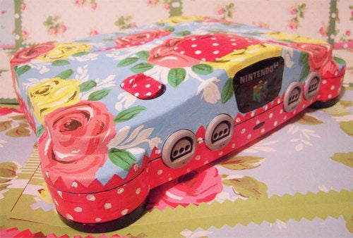 The Prettiest Custom Nintendo 64 You'll See Today