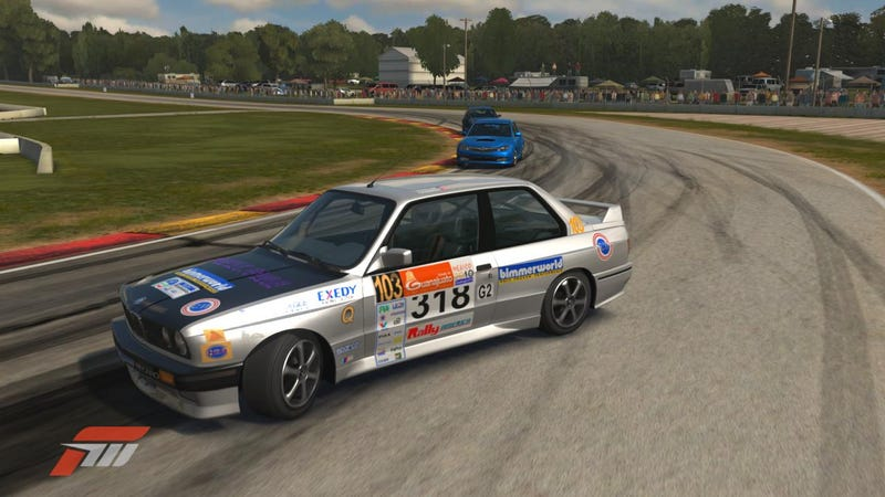 The $500 Craigslist Rally Car Hits Forza Motorsport