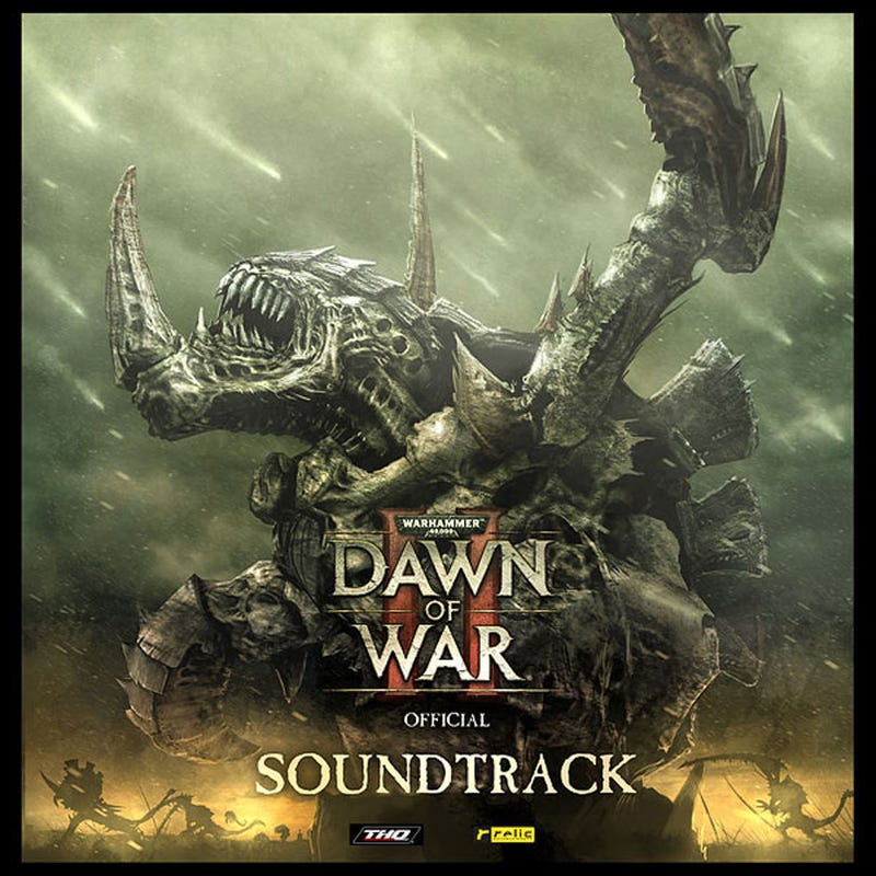 Get Your Free Dawn Of War II Soundtrack