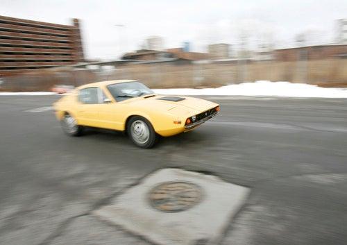 Saab On The Brink: Mr. Smith Sonett Goes To Washington Motown