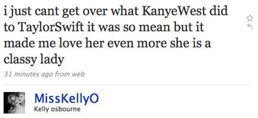 Celebs React To Kanye At The VMAs