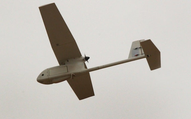 Aerial Drones: Coming to a Police Department Near You