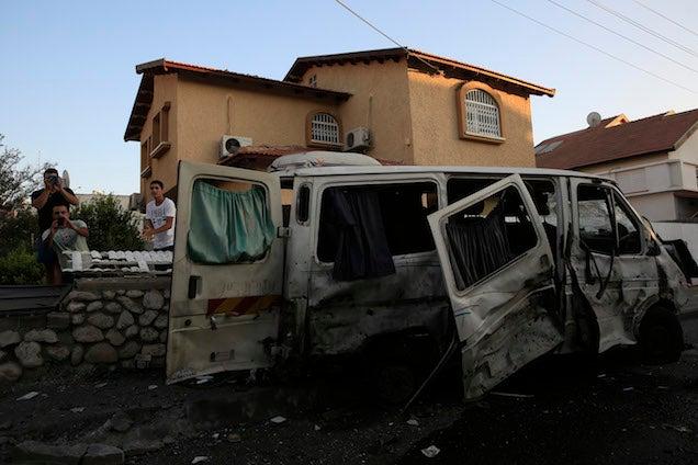 U.S and U.N. Announce 72-Hour Humanitarian Cease-fire in Gaza