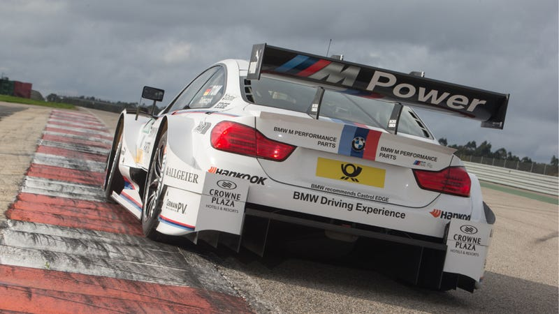 This Is The New BMW M4 DTM Racer